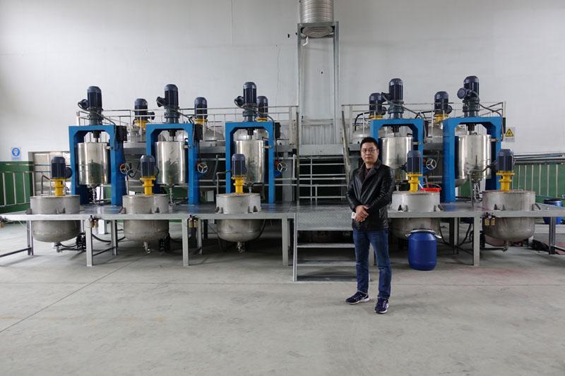浙江杭州油墨成套设备